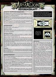Einheiten, Helden und Einzelfiguren Rundenablauf Initiative ...