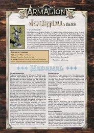 Madamal - Armalion-Kompendium