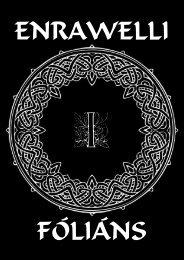 Enrawelli Fóliáns I. (PDF) - Enrawelli Tudástár