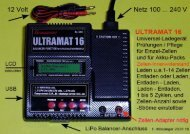 ULTRAMAT 16 Bedienungsanleitung - Accu-Select