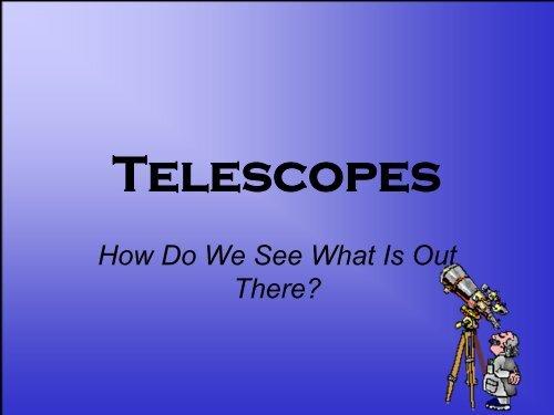 Telescopes - Arapahoe High School
