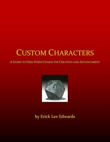 Download Custom Characters