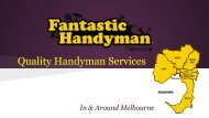 Quality Handyman Services