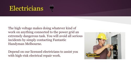 Quality Handyman Services