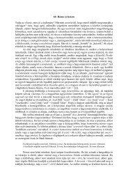 60. Homo és hetero Tudja az olvasó, mire jó a ... - E-nyelv Magazin