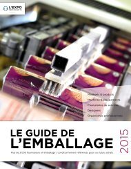 Guide de L'Emballage 2015