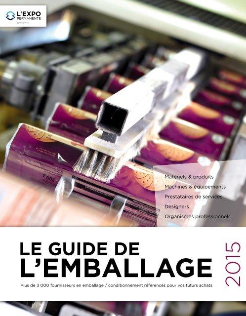 Guide de L'Emballage 2015