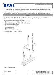 Hidraulikus szerelvények, kiegészítők KHG 714 095 611 hidraulikus ...