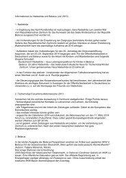 Informationen zu Nadeshda und Belarus - Kinder von Shitkowitschi