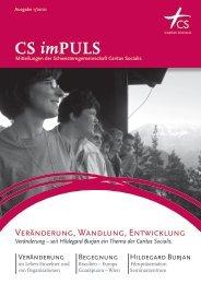 CS imPULS - aehoefler.net