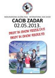 CACIB ZADAR 02.05.2013. - HKS-a