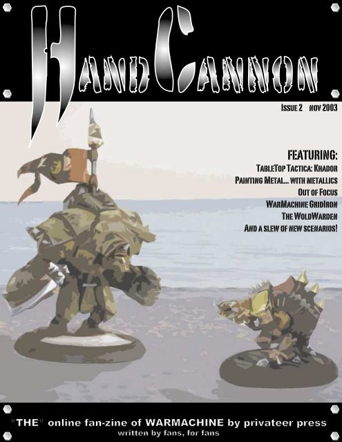 FEATURING: - Hand Cannon Online
