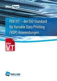 Whitepaper – PDF/VT – der ISO Standard für Variable Data Printing ...