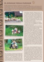 """Die """"Schifamhunde"""" (Schieners Familienhund) - Hundeschule Rodgau"""