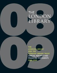 Download PDF - The London Library