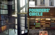 founders circle brochure.pdf - The London Library