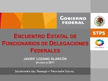 inflación - Secretaría del Trabajo y Previsión Social