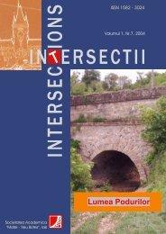 Lumea podurilor - Intersections
