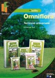 Page 1 Page 2 Humiflora® Qmniflora Terriccio universale ...