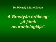 """A Grastyán örökség: """"A játék neurobiológiája"""" - MKE"""