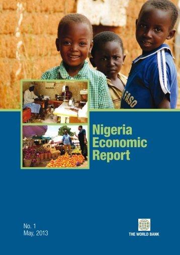 Nigeria Economic Report final.pdf - AfricanLiberty.org
