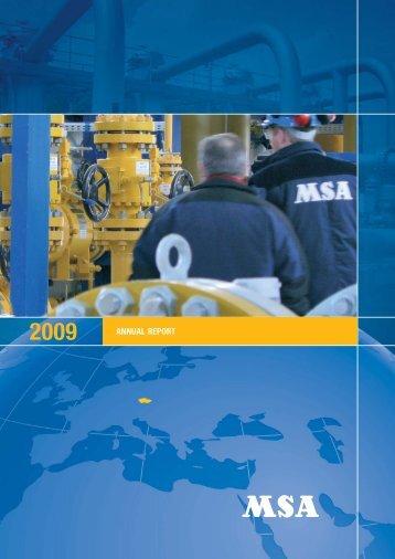 Annual Report 2009 (PDF)