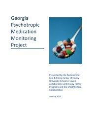 Georgia Psychotropic Medication Monitoring ... - Atlanta Unfiltered