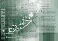 Bummelkuppenweg - Nationalpark Hainich