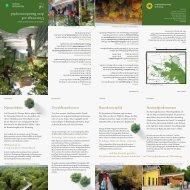 Unterwegs auf dem Baumkronenpfad - Nationalpark Hainich