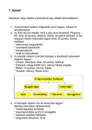 1. feladat - neurobio
