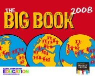 BIGGEST LESSON - Global Campaign for Education