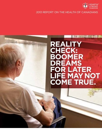 Reality check: BoomeR dReams foR lateR life may not come tRue.