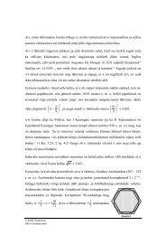 Arv, mida tähistatakse kreeka tähega π, on üks ... - Opetaja.edu.ee