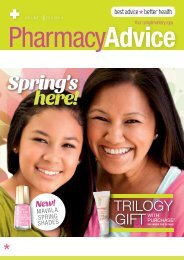 to download the pdf - Harris Road Pharmacy