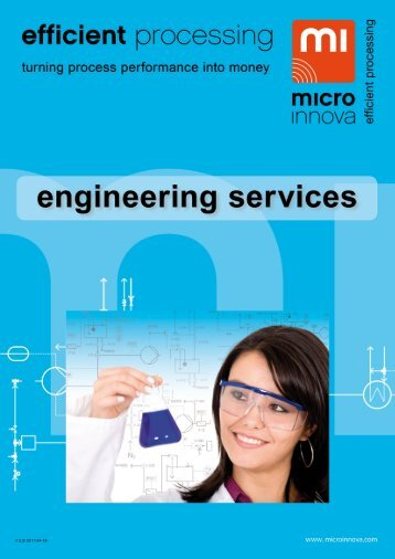 MICROINNOVA engineering services (2 MB) - Microinnova ...