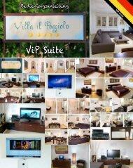 ViP Suite - Villa il Poggiolo