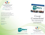 Co-op Connections® - CoServ.com