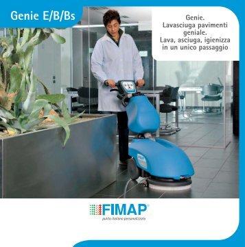 Depliant Genie - Cal Italia Srl