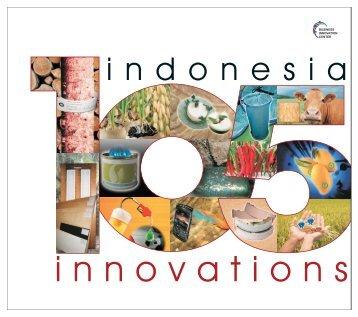 105 Inovasi Indonesia 2013 - BIC