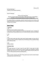 Reply by MLA Japan - Comite Maritime International