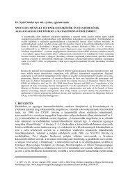Szabó Sándor Speciális műszaki technikai eszközök és ...