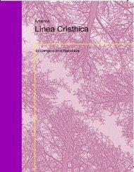 Linea Cristhica - Librosamerico.com