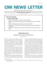 Newsletter 2 - Comite Maritime International