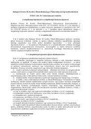 25-2013 – településképi bejelentési eljárásról és a ... - Rendeletek