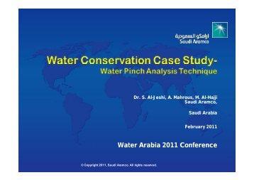 Water Pinch Analysis