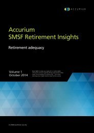 SMSF Retirement Insights (digital)
