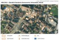 Kilbi 2012 – Überblick Standorte Gastronomie, Schausteller, Stände