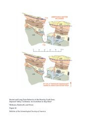 PDF file - Seismological Society of America