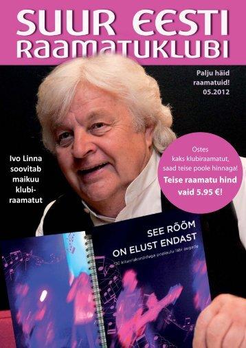 Palju häid raamatuid! - Suur Eesti Raamatuklubi