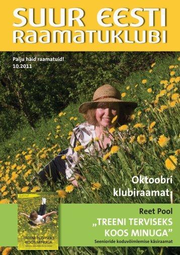 Oktoobri klubiraamat: - Suur Eesti Raamatuklubi